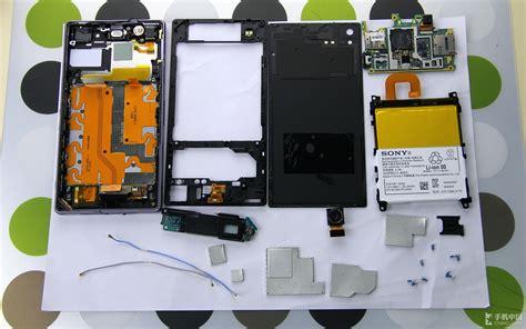Sony Xperia Z1 Schematic Diagram