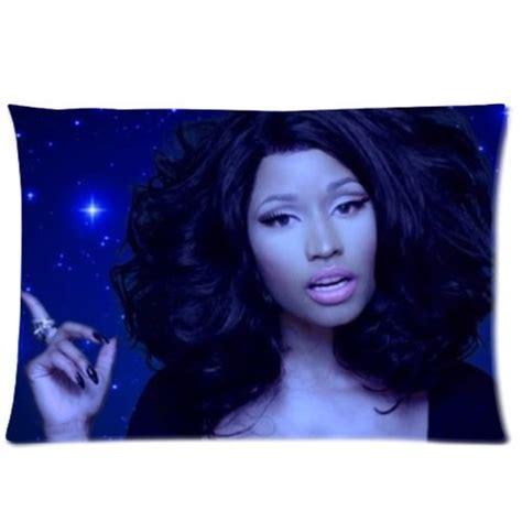 Nicki Minaj Pillow nicki minaj sided printing zippered pillow cover