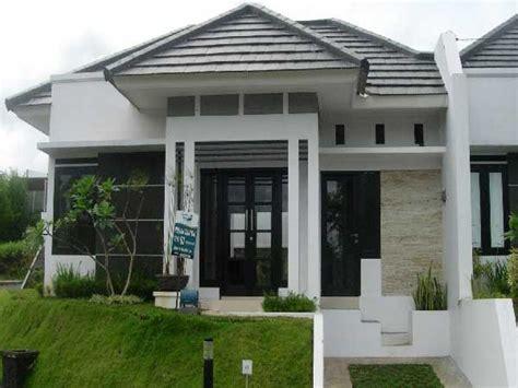 desain jalan depan rumah gambar desain rumah minimalis dengan model teras unik