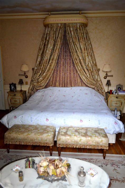 dais de lit de style louis xvi et bouts de lit atelier