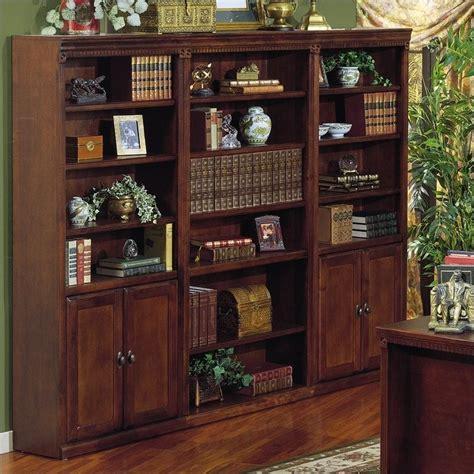 kathy ireland home by martin huntington club wall bookcase