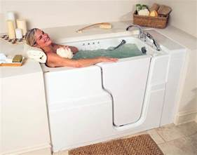 walk in tub get designed for seniors 174 hydrotherapy