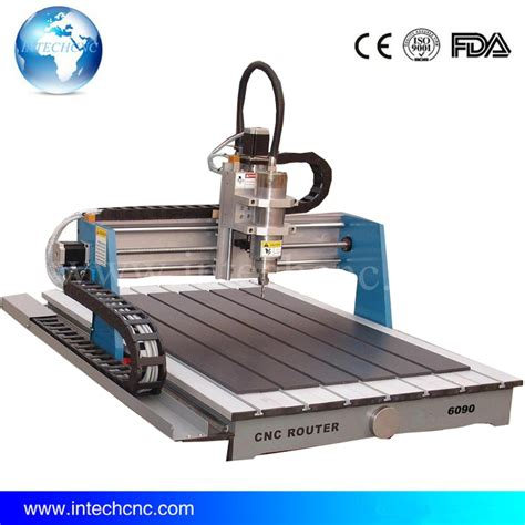 high efficiency cnc router minilfg6090 cnc milling