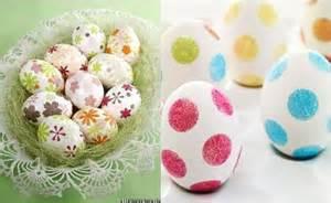 20 creative easter egg decorating ideas