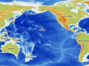 Hawaii On World Map by Gallery For Gt Hawaiian Islands World Map