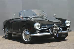 alfa romeo giulietta classic 1955 alfa romeo giulietta spider classic driver market