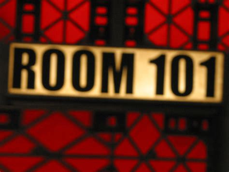 What Would You Put In Room 101 Speech by Pro Tools Shortcomings What Would You Put In Room 101