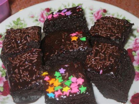 dapur ummi kek coklat kukus mudah