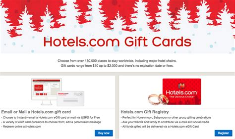 Hotels Com Gift Card Deal - last day to purchase hotels com gift cards at a 20 discount deals we like