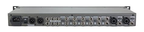 Samson Rack Mixer by Samson Sm10 Rackmount 10 Channel Line Mixer