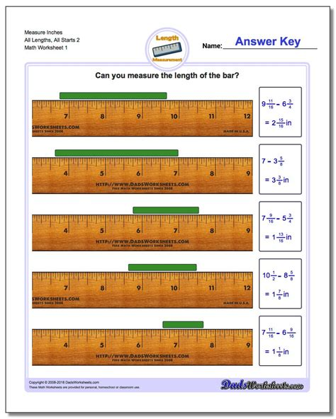 measure inches   positions