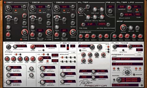 review of rob papen predator a quot quot synth for windows and mac