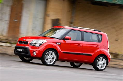 Soul Kia Reviews Kia Soul Review Caradvice
