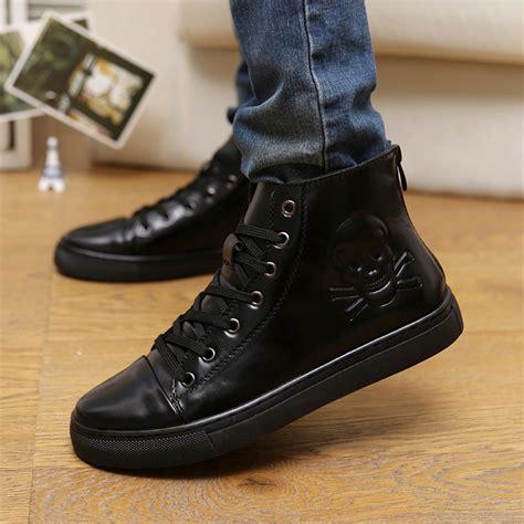eminem shoes bigbang g dragon flat skeleton shoes eminem genuine