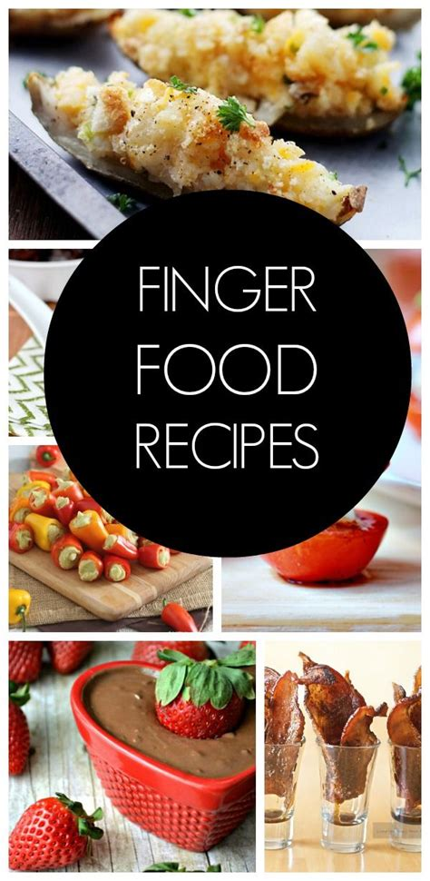 My 7 Favourite Finger Food Recipes by Finger Food Recipes