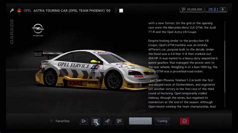 opel astra touring car gran turismo 5 opel astra touring car opel team
