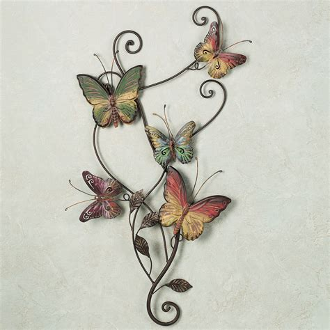 butterfly wall decor wall designs metal butterfly wall wall decor