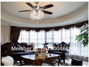 Ceiling Fans For Dining Rooms by European Chandeliers Fan Ceiling Fan Light Minimalist