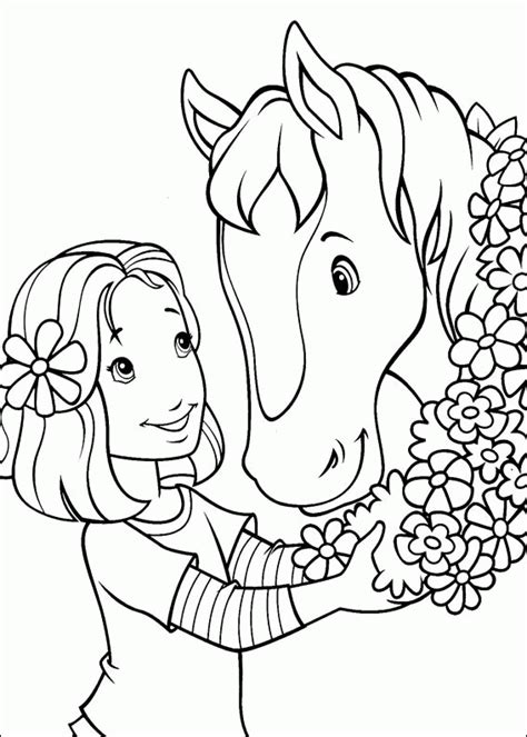holly hobbie coloring pages coloringpagesabc com