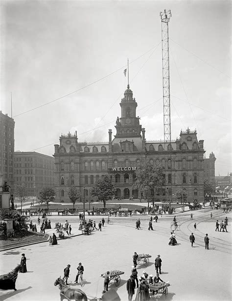 martius the book of 97 detroit year 1900 city hall and cus martius detroit mi vintage detroit photography detroit
