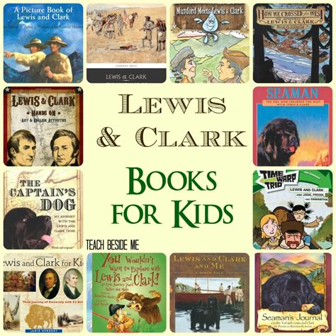of the west books lewis clark learning resources teach beside me
