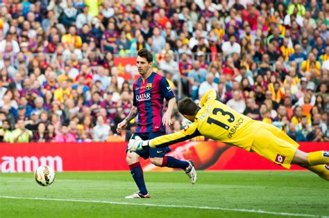 barcelona deportivo lionel messi photos fc barcelona v rc deportivo la