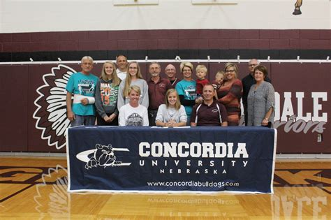 Letter Of Intent Concordia Neligh News Neligh Nebraska Antelope County News