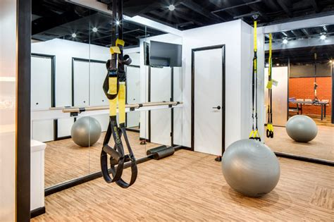Decorating Small Rooms by Modern Dublin Basement Industrial Home Gym Columbus