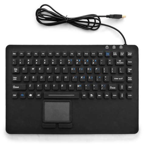 usb keyboard integrated circuit silicon waterproof usb keyboard integrated mouse button