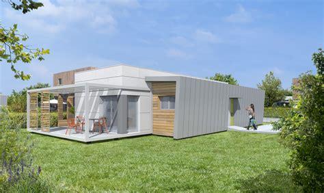 Maison Dans Container by Maison Module Container 03 Lhenry Architecture