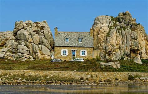 did someone die in my house free castle meur the house between the rocks plougrescant khmerline168