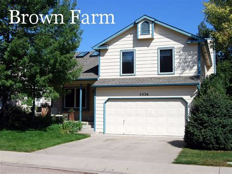 brown farm fort collins co homes for sale april 2013