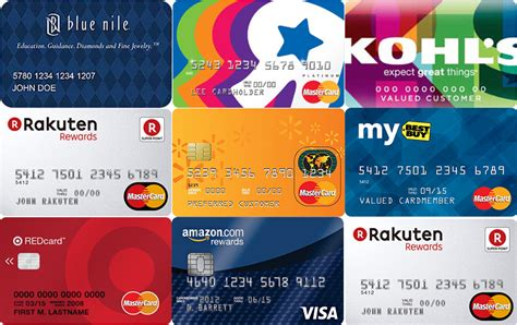 Home Design Credit Card Stores