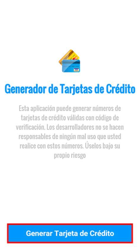 generador de tarjetas de credito 2016 generador de numeros de tarjetas de credito download