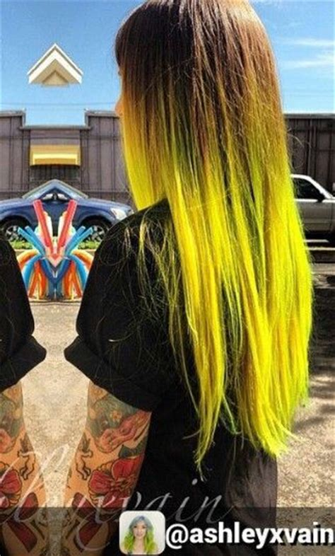 blonde brilliance ombre kit instructions neon ombre hair newhairstylesformen2014 com