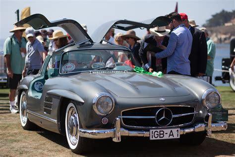 Gallery: Best Vintage Cars & Hood Ornaments of Pebble
