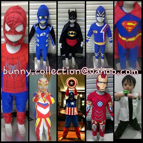 Baju Anak Pading Ironman Kostum Iron jual kostum anak batman superman captain america iron