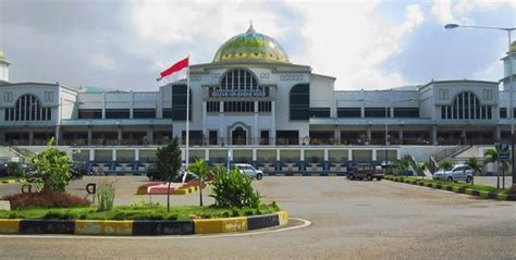 layout bandara sultan iskandar muda sultan iskandar muda airport wakili indonesia di whta2016