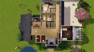 mod the sims japanese style satsuki and mei s home in