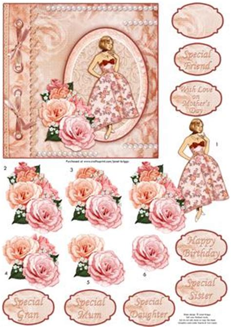 Cari Calendar Purchase Shabby Chic Vintage Roses Decoupage Cup390861 68