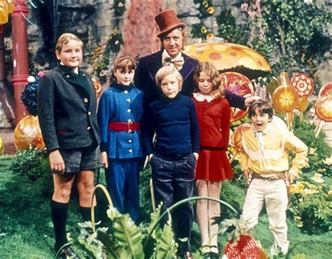 Willy Wonka The Chocolate Factory with ostrum who played willy wonka s