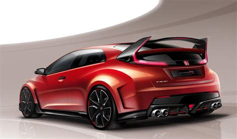 honda civic type r honda cars news 2015 civic type r heading to geneva