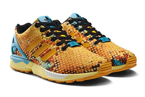athletic honeycomb sneakers adidas originals zx flux unisex