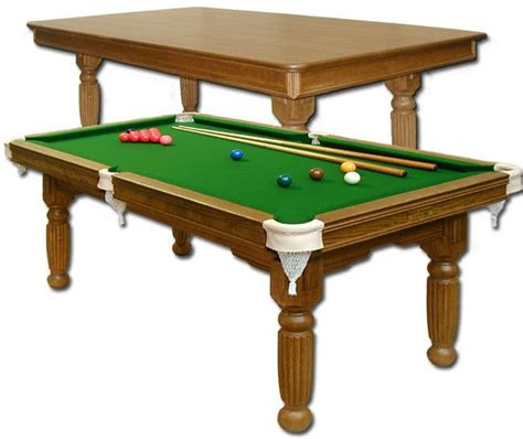 Snooker Dining Tables Majestic Diner Slate Bed Snooker Dining Table 7 Ft 8 Ft