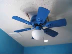 ceiling fans in my new house