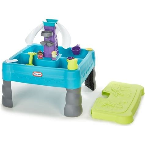 tikes sand and water table tikes lagoon sand and water table buy