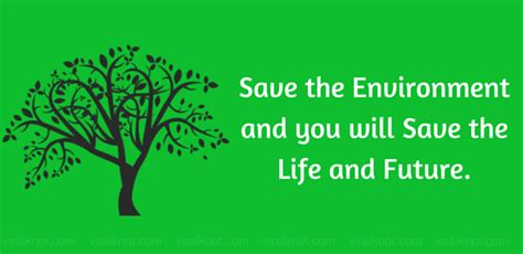 pattern in life history and the environment best slogans on save environment