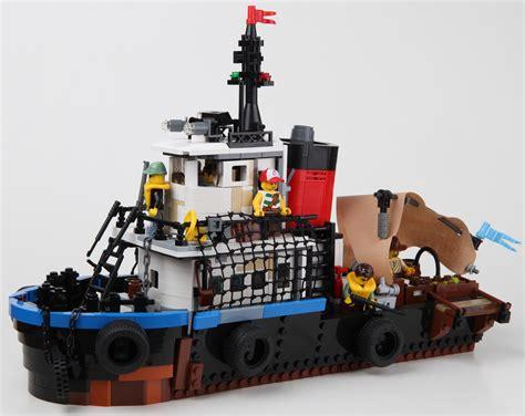 lego offshore boat wallpaper boat post lego garage parking apocalypse