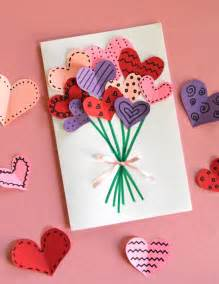 Chanukah Cookies Bouquet Of Hearts Card For Valentine S Day Make And Takes