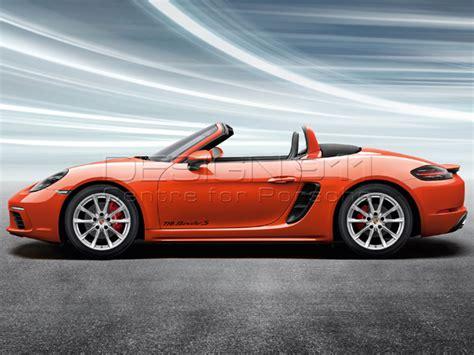 Buy Porsche Cayman by Buy Porsche Cayman 718 Alloy Wheels 19 Quot Design 911